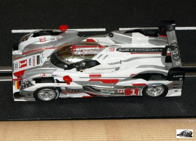 LeMans miniatures 132063-1M Audi R18 e-tron quattro LeMans